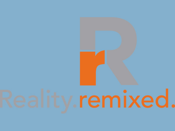 Reality Remixed Logo - Entry Details - AIGA Design Show 2011