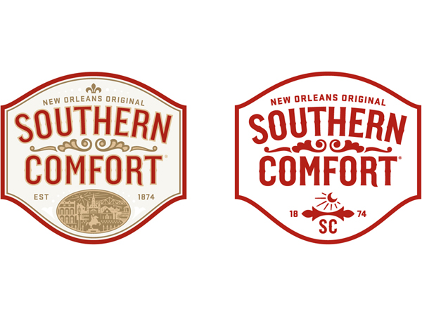 Southern Comfort Branding - Entry Details - AIGA Design Show 2011