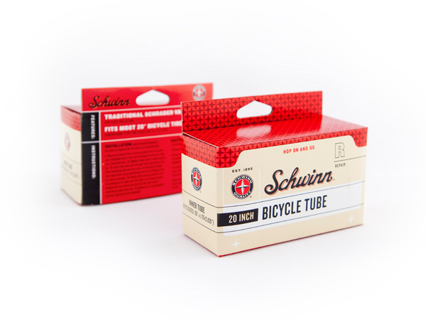 Schwinn Accessories Packaging - Entry Details - AIGA Design Show 2011