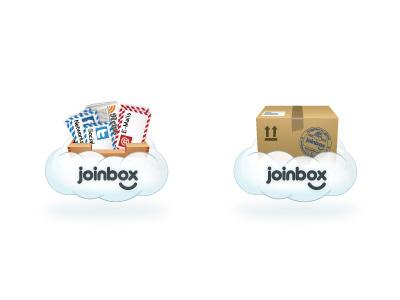 Joinbox Cloud Icons by Konrad Mazanowski