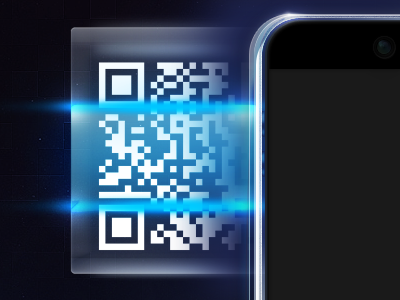 QR Scan by Meng To