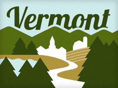 Vermont by Jory Raphael