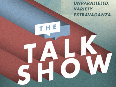 The Talk Show by Jory Raphael