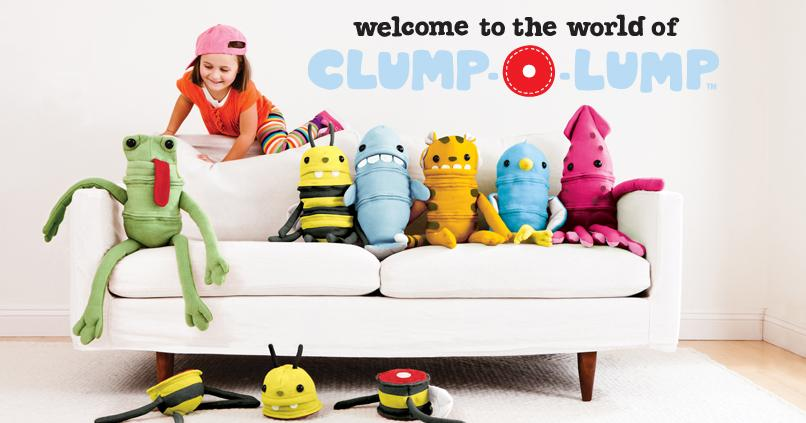 Clump-o-Lump by KnockKnock