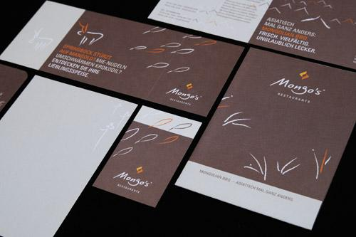 Bionic Systems — Logo & Corporate Design — Redesign Mongo's Restaurants