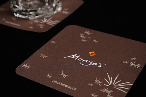 Bionic Systems — Logo & Corporate Design — Redesign Mongo'sRestaurants