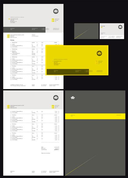 Bionic Systems — Logo & Corporate Design — Logo, Corporate and Web Design