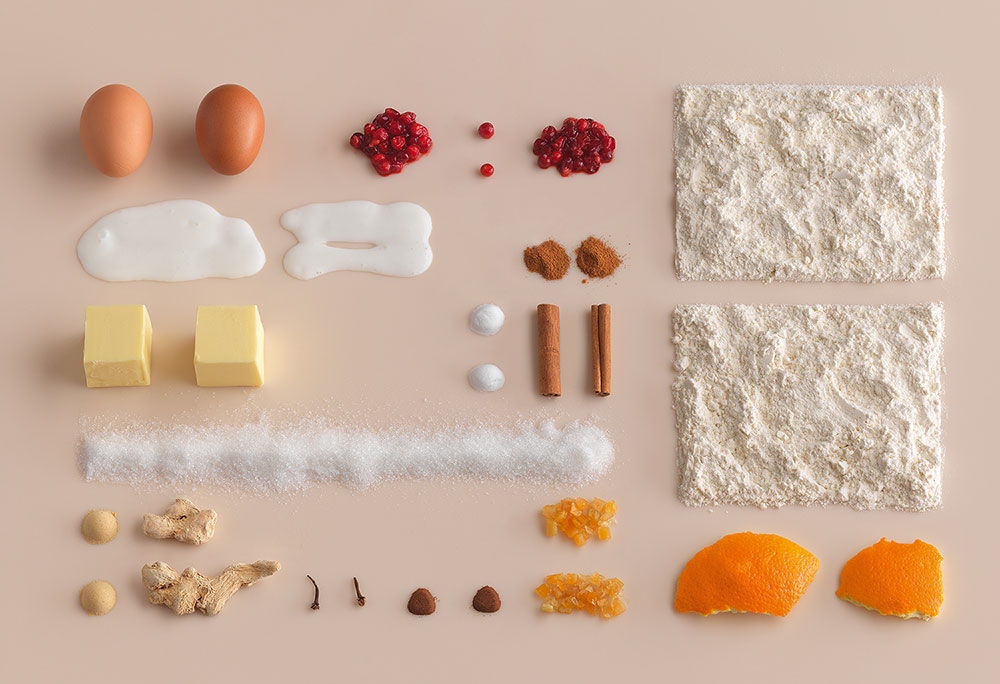 Creative Review - Designer food