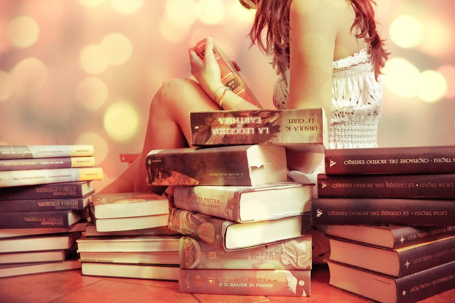 Love for books by ~ShadowsOfTheDay