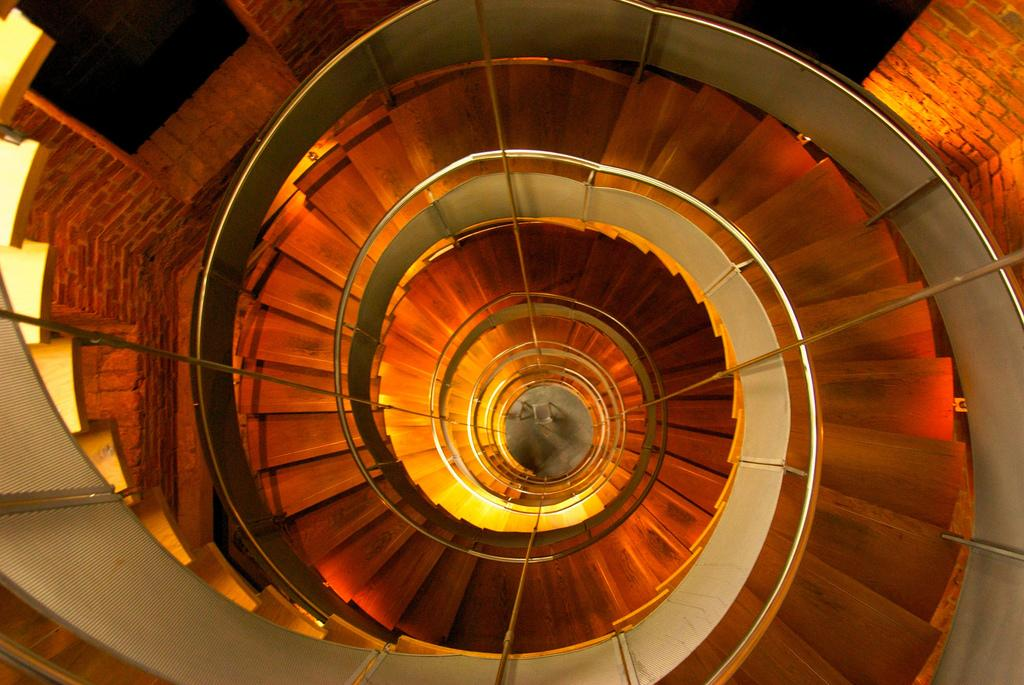 Alle Größen | Circular Staircase at the Lighthouse, Glasgow II | Flickr - Fotosharing!