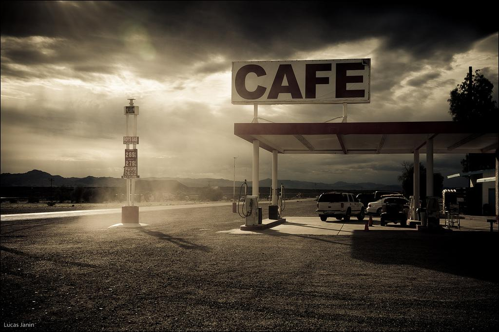 Alle Größen | Gas and cafe | Flickr - Fotosharing!