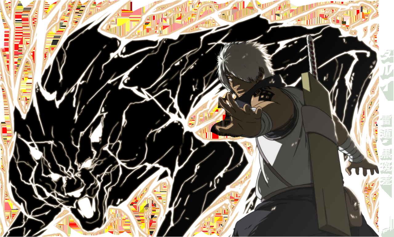 Darui's Black Lightning by =Google123