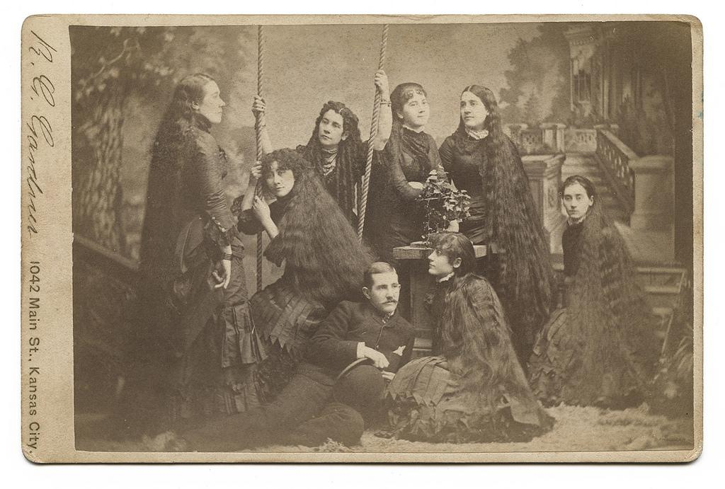 Rare Sutherland Family Portrait | Flickr - Photo Sharing!