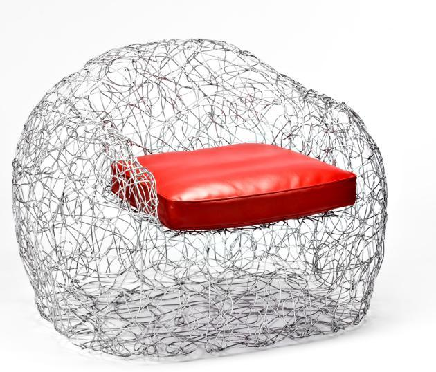 Chrysalis Chair Design by Timothy Luscher