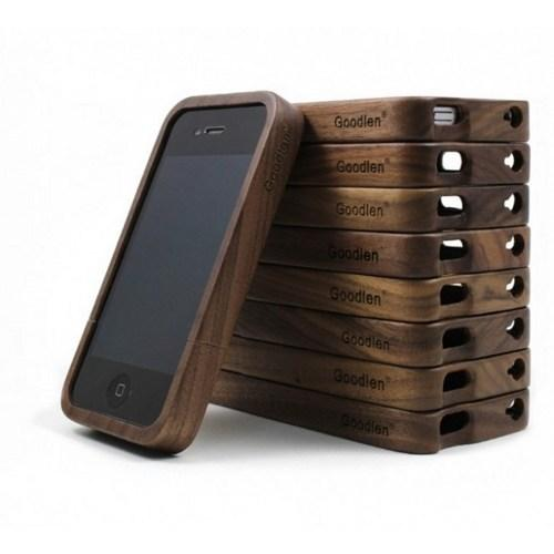 shego shopping mall — Cool Retro Walnut Wood iPhone Case for Iphone 4/4s/5