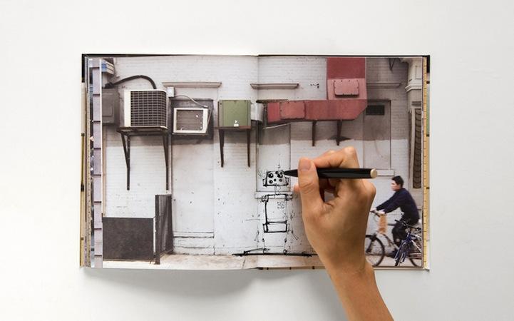 Street Art Notebook | Best Bookmarks
