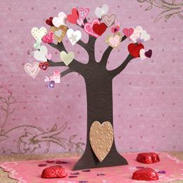 Fairy Valentine Tree | Crafts | Disney Family.com