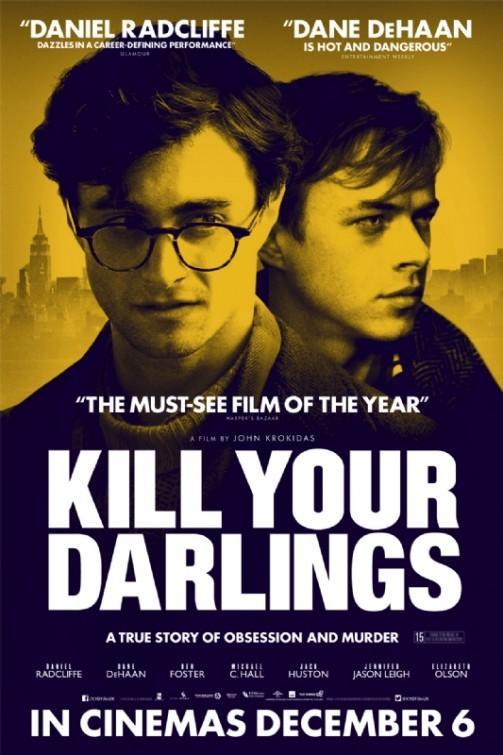 Kill Your Darli... Kill Your Darlings Poster