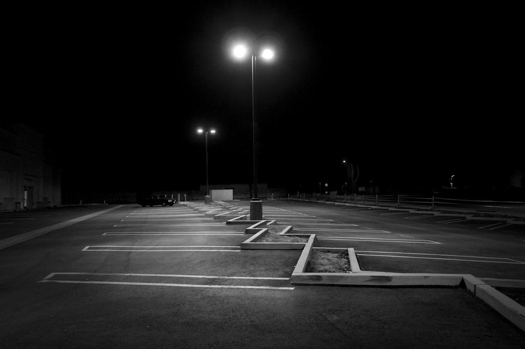 Alle Größen | Parking Lot | Flickr - Fotosharing!