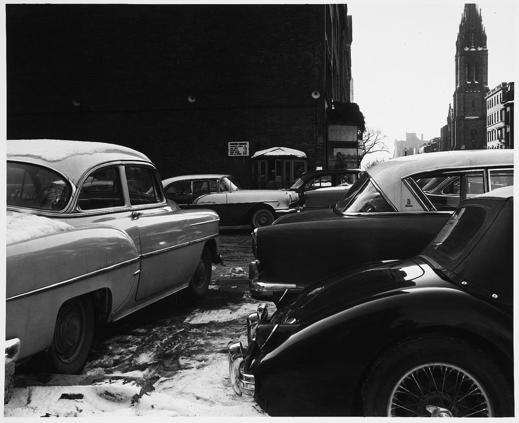 Alle Größen | Parking Lot, Newbury Street | Flickr - Fotosharing!