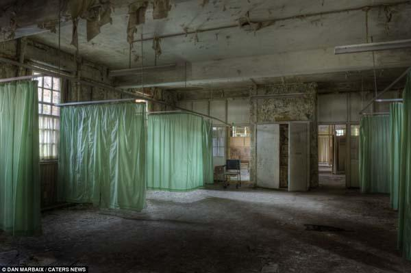 Urban Explorer and Photographer Dan Marbaix Takes Stunning Photographs of Abandoned Buildings