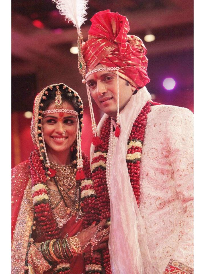 Riteish-Genelia Wedding