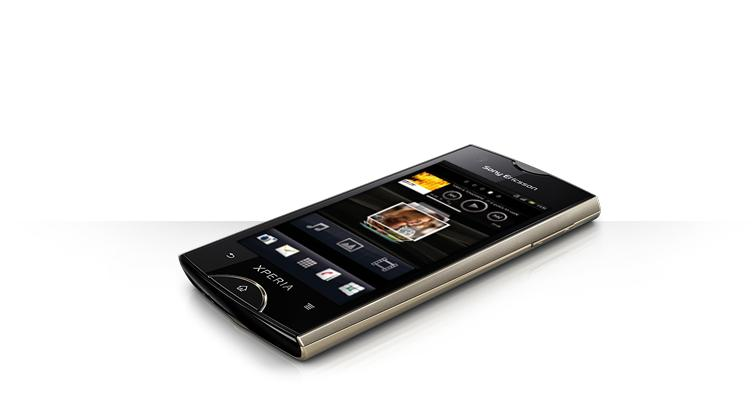 Xperia™ ray | Teléfono Android de Sony Ericsson
