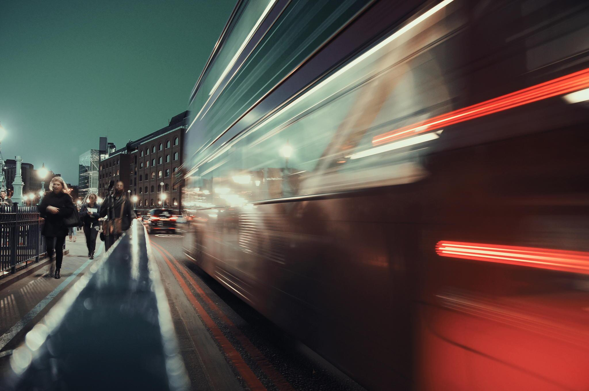 500px / London bus by kimera jam