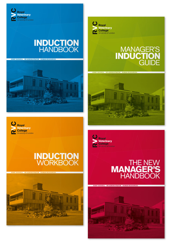 RVC Induction Guides on