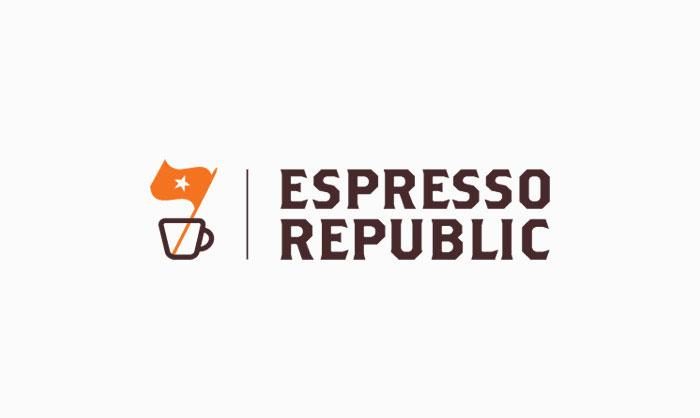 Espresso Republic - The Dieline: The World's #1 Package Design Website -