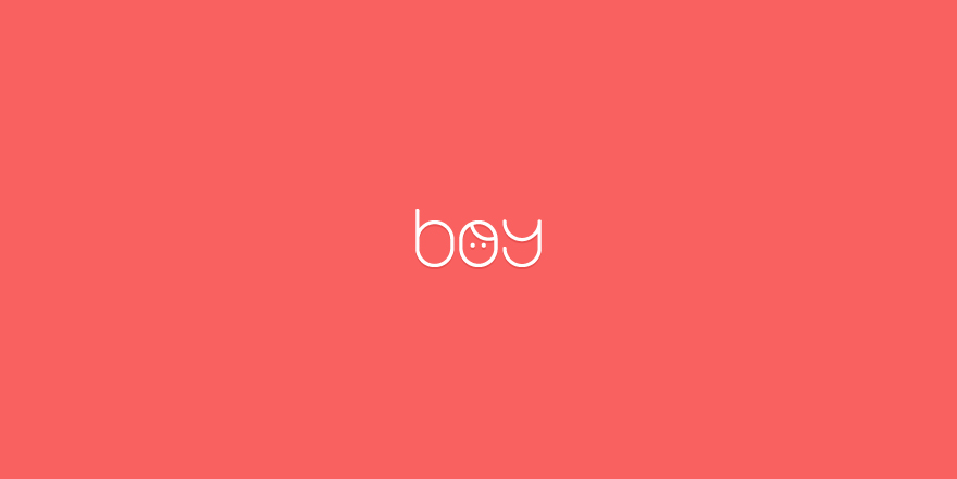 Boy - Logos - Creattica
