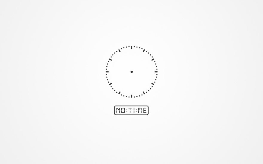 No Time - Logos - Creattica