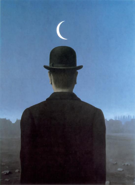 Rene Magritte - The Schoolmaster .JPG (548×750)