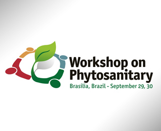 Workshop on Phytosanitary - Logos - Creattica