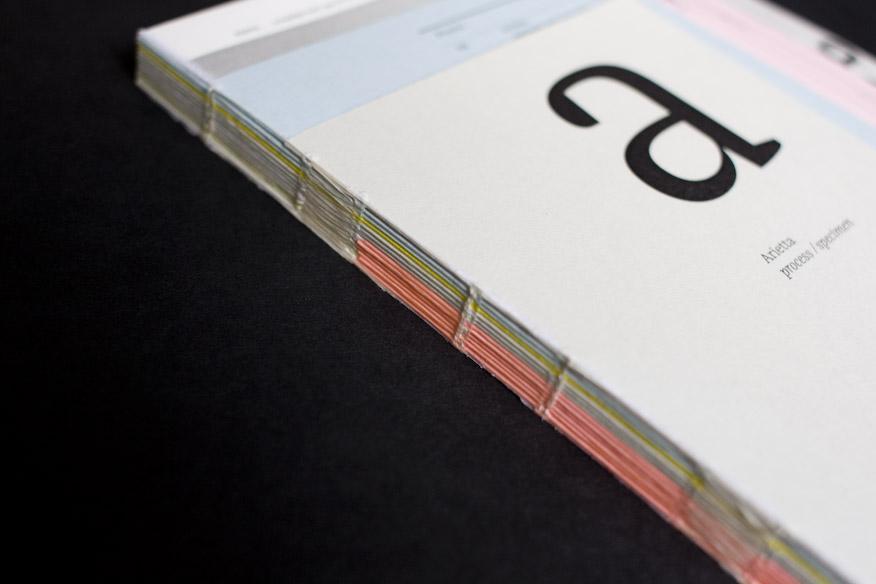 Arietta, process/specimen -- Abi Huynh / Bench.li
