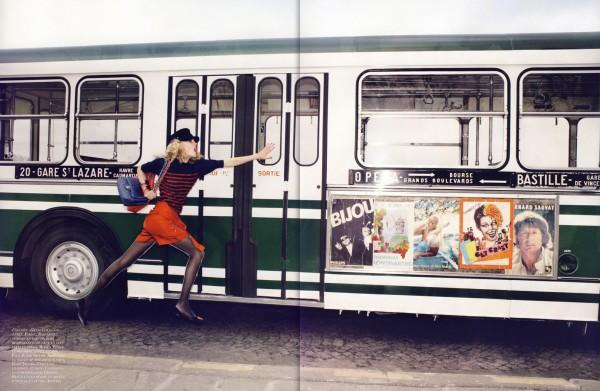 A Toutes Jambes Editorial by Terry Richardson for French Vogue   Trendland: Fashion Blog & Trend Magazine