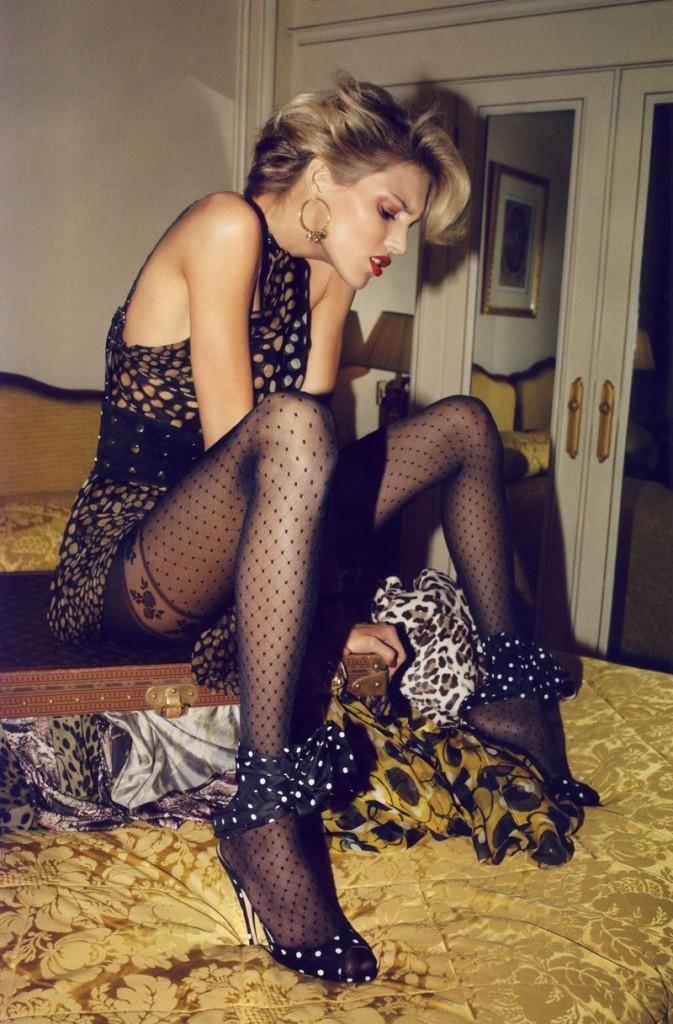 A Toutes Jambes Editorial by Terry Richardson for French Vogue | Trendland: Fashion Blog & Trend Magazine