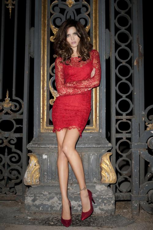 Isabeli Fontana | Terry Richardson | Mango Fall 2011 Campaign - 3 Sensual Fashion Editorials | Art Exhibits - Anne of Carversville Women's News