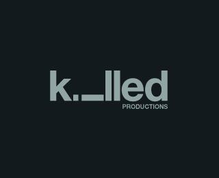 Killed Productions - Logos - Creattica