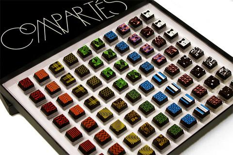 Chocolate Truffles | Compartes Chocolatier Gourmet Chocolate