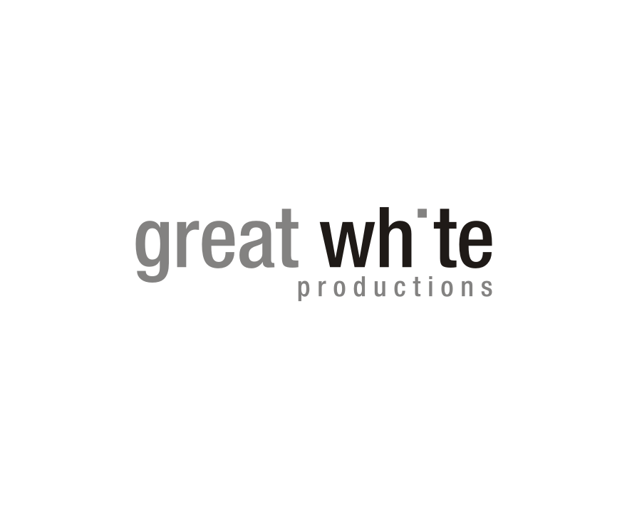 great white productions - Logos - Creattica