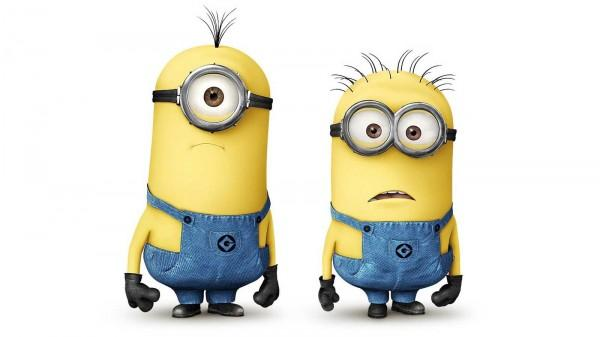 Despicable Me Minions Wallpaper| Mangaful - Download Computer Wallpapers for free