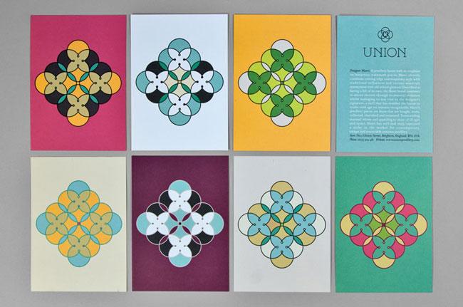 Union Jewellery | Identity Designed