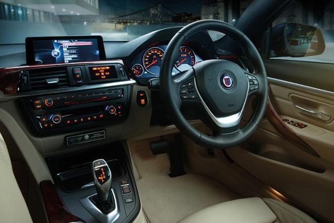 2014 BMW Alpina B4 Bi-Turbo Coupe « Airows