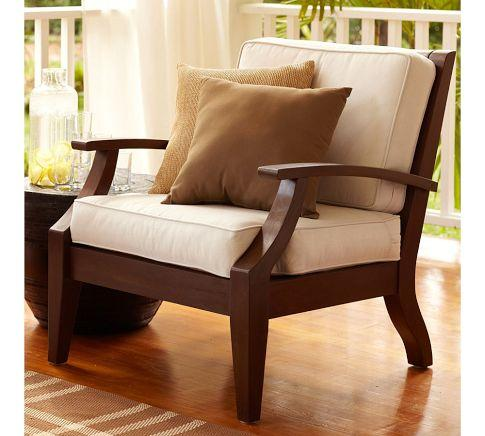 Chesapeake Armchair | Pottery Barn