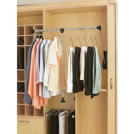Shop Rev-A-Shelf Medium Pull-Down Closet Rod at Lowes.com