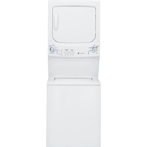 Shop GE 26.8-Inch Electric Combination Washer and Dryer (Color: White) at Lowes.com