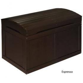 Badger Basket Barrel Top Toy Chest - babyearth.com