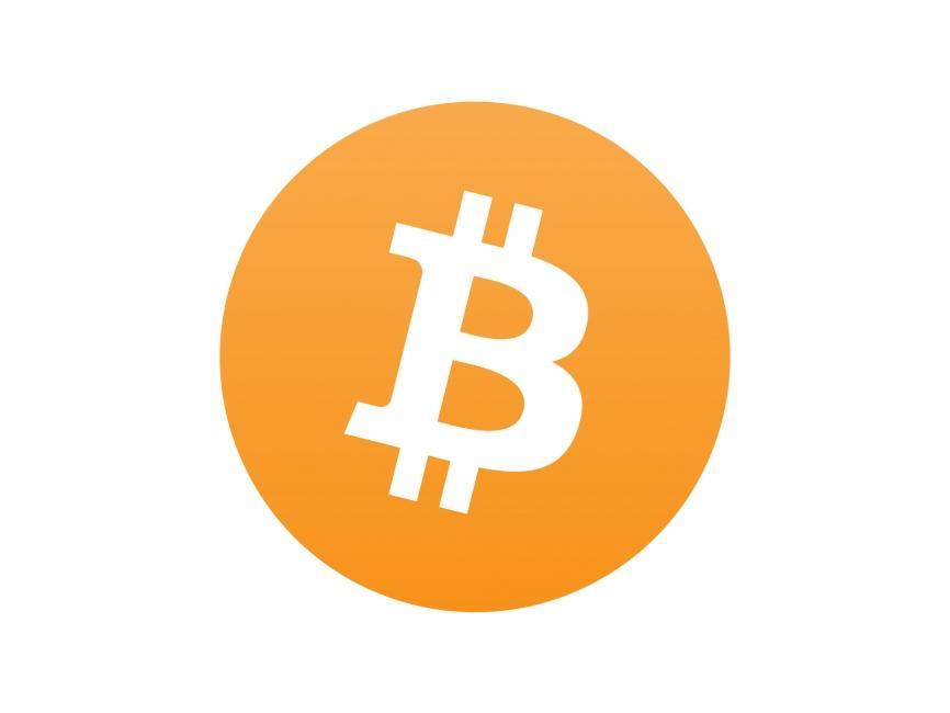 Bitcoin Logo Vector Bitcoin Vector Logo
