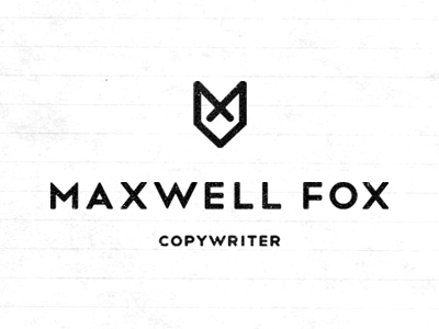 Designspiration — Dribbble - M Fox by Brice Beasley